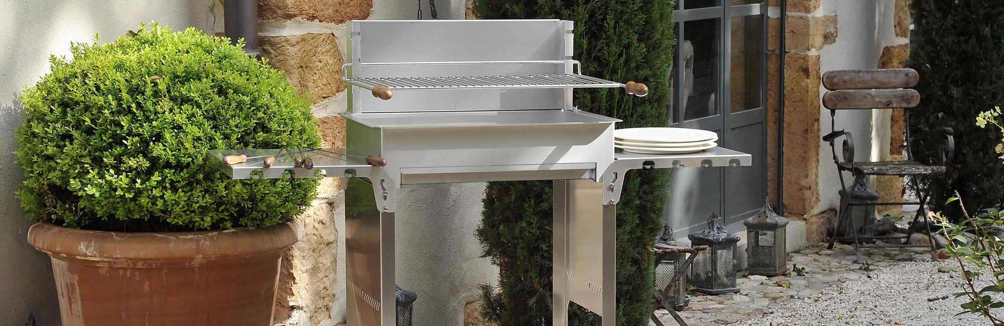barbecue gaz fabrication francaise. Black Bedroom Furniture Sets. Home Design Ideas